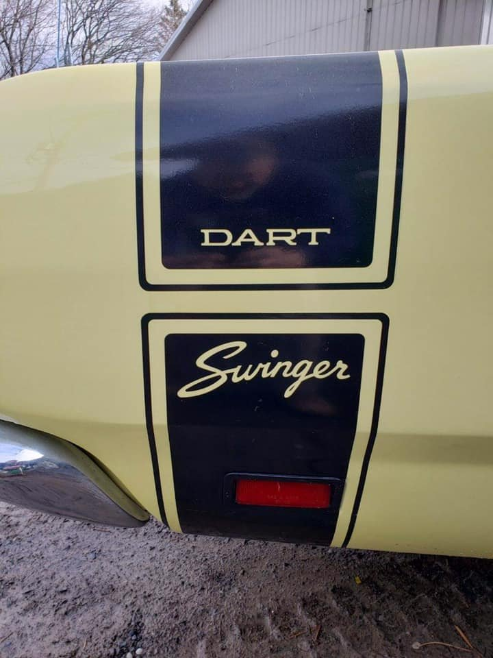 1969 Dodge Dart Swinger Clone (Perry, NY) $27,500 obo For Sale (picture 6 of 6)