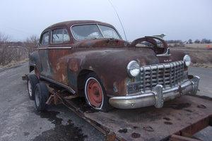 1946 Dodge D-24 4dr Sedan For Sale