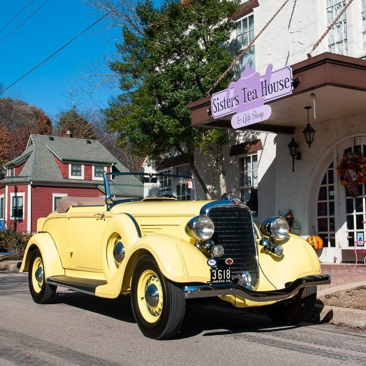 1934 Dodge Model DR Convertible Coupe = 1st Prize Recipient  For Sale (picture 1 of 4)
