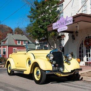 1934 Dodge Model DR Convertible Coupe = 1st Prize Recipient  For Sale