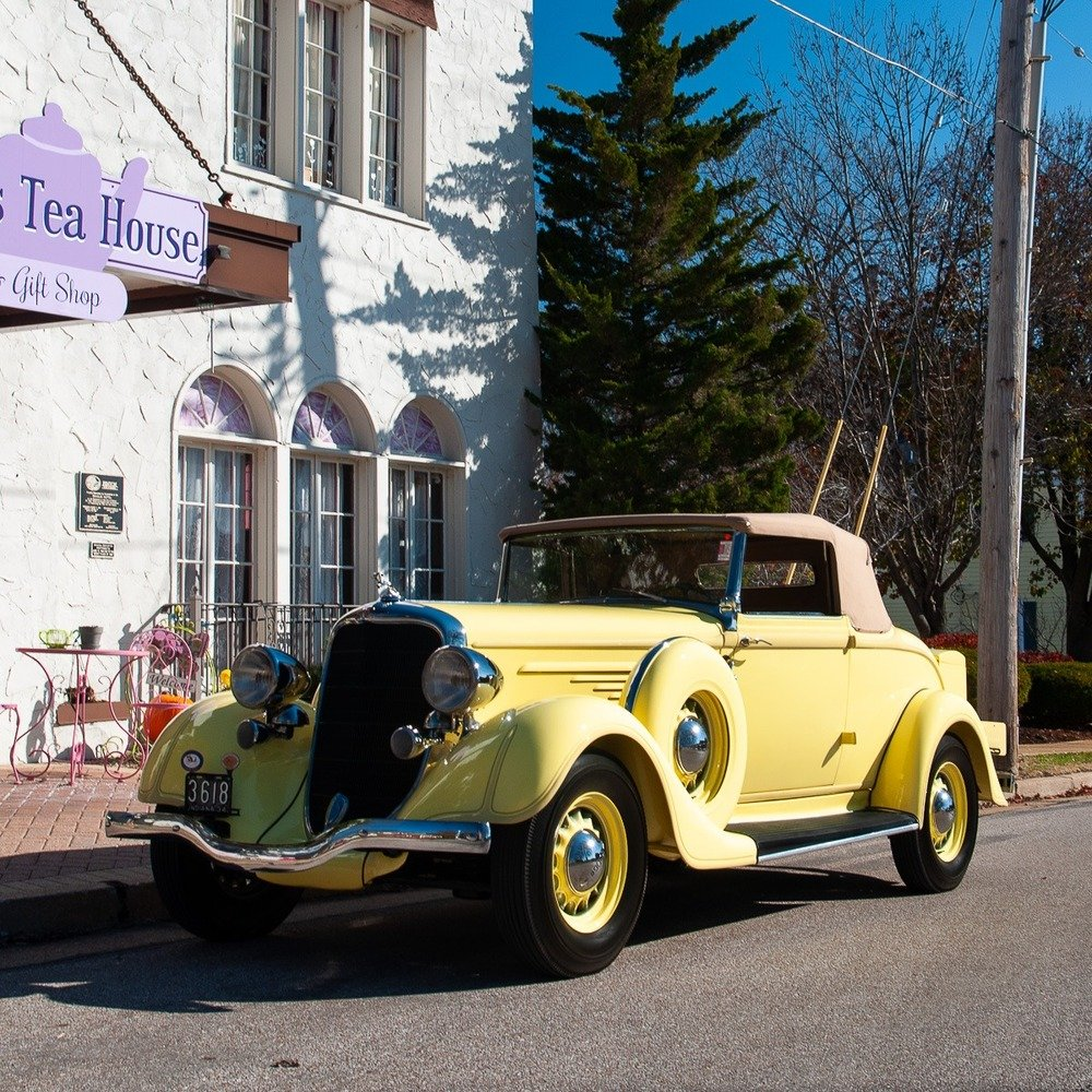 1934 Dodge Model DR Convertible Coupe = 1st Prize Recipient  For Sale (picture 3 of 4)
