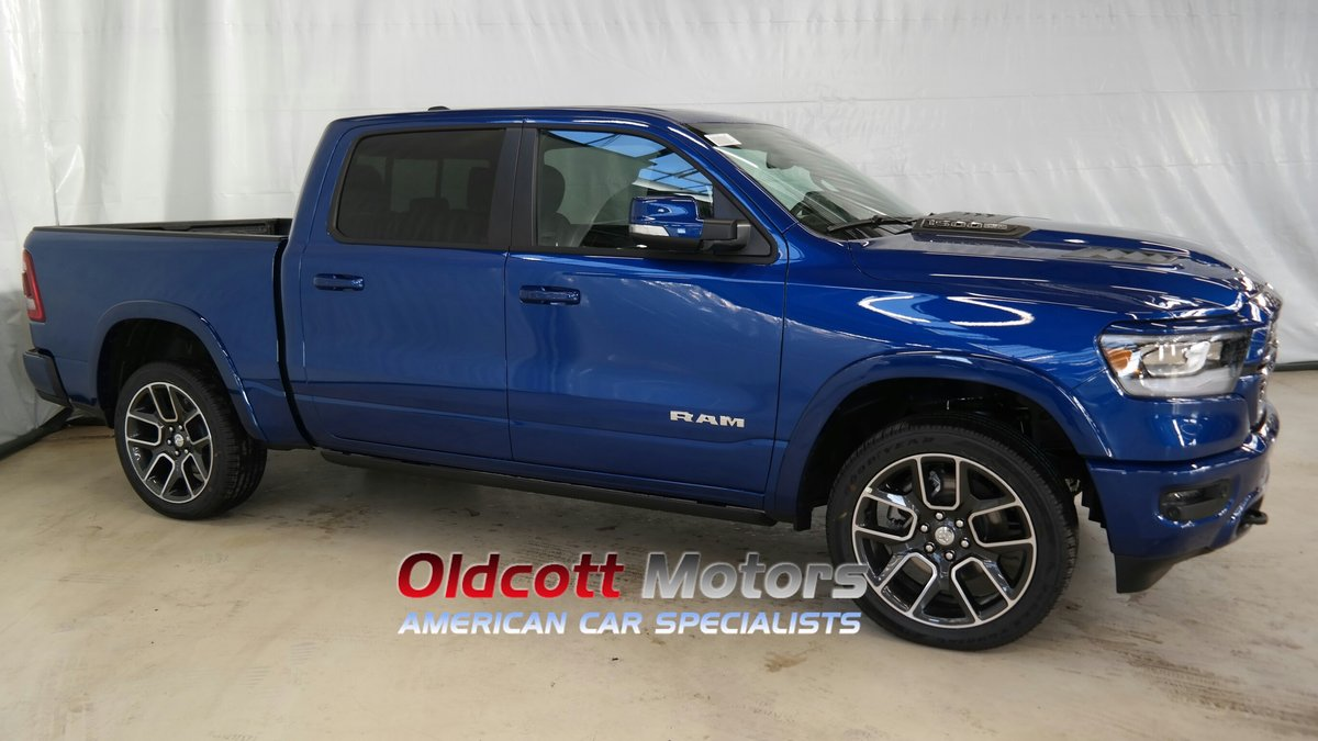 2019 MY NEW DODGE RAM LARMIE SPORT APPEARANCE 4X4 5.7 LITRE For Sale (picture 1 of 6)