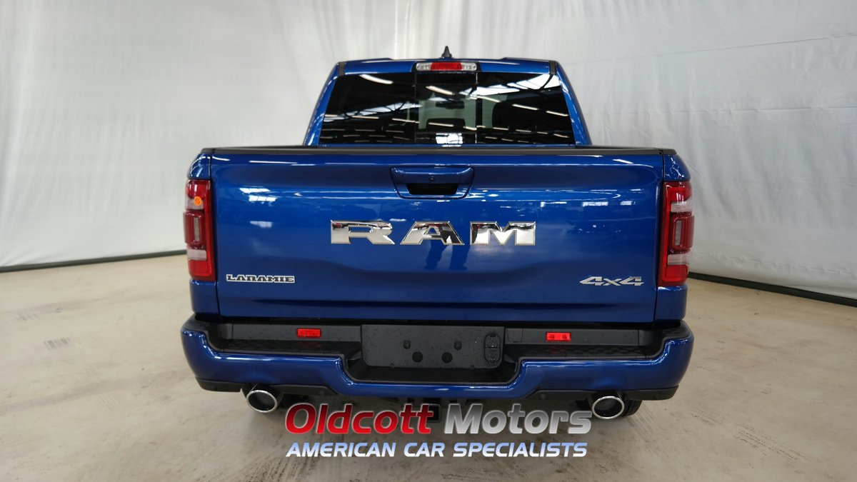 2019 MY NEW DODGE RAM LARMIE SPORT APPEARANCE 4X4 5.7 LITRE For Sale (picture 2 of 6)