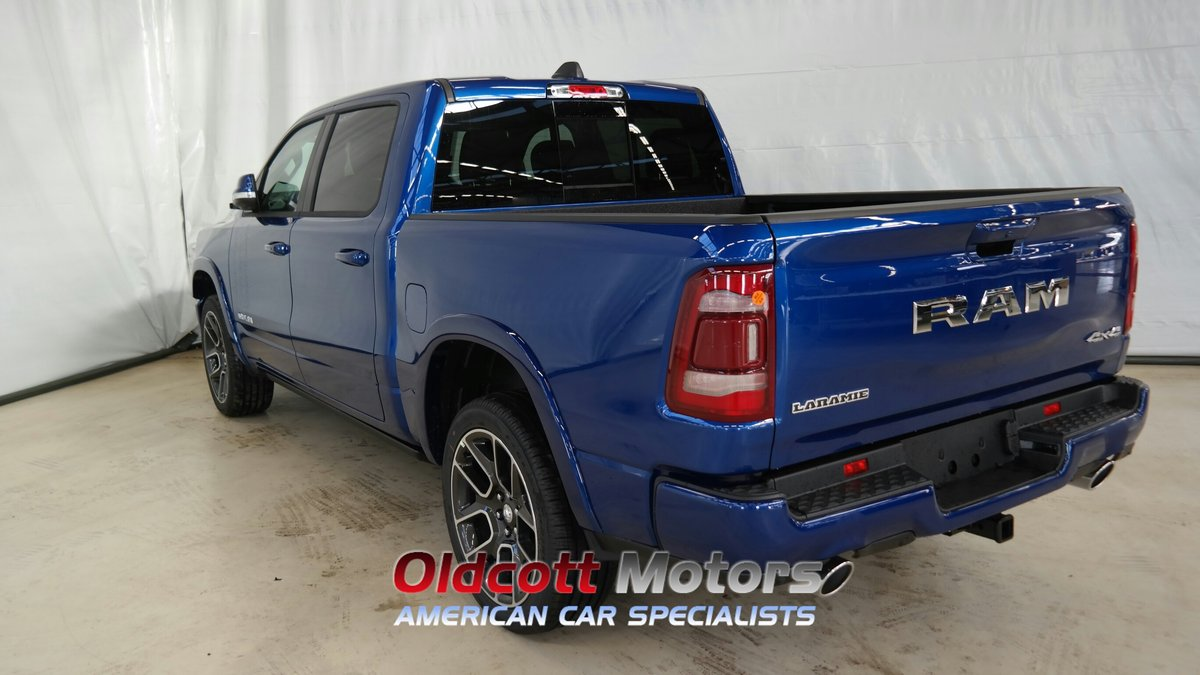 2019 MY NEW DODGE RAM LARMIE SPORT APPEARANCE 4X4 5.7 LITRE For Sale (picture 3 of 6)