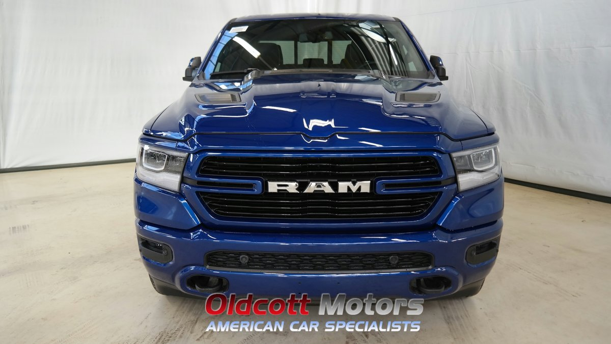 2019 MY NEW DODGE RAM LARMIE SPORT APPEARANCE 4X4 5.7 LITRE For Sale (picture 4 of 6)