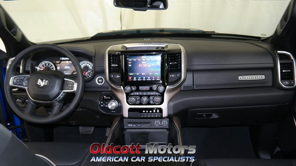 2019 MY NEW DODGE RAM LARMIE SPORT APPEARANCE 4X4 5.7 LITRE For Sale (picture 6 of 6)