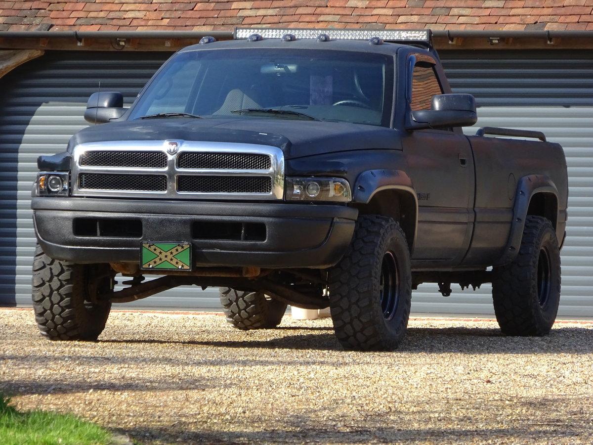 1999 Dodge Ram Raptor SOLD (picture 1 of 6)