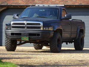 1999 Dodge Ram Raptor