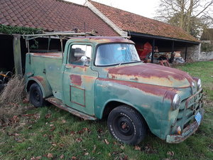 1955 Dodge Bell Telecoms Service Truck PROJECT