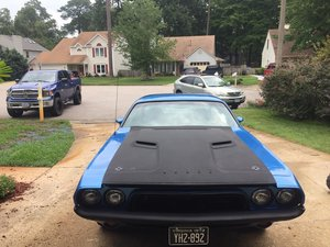 1972 Dodge Challenger (Virginia Beach, VA) $32,500 obo