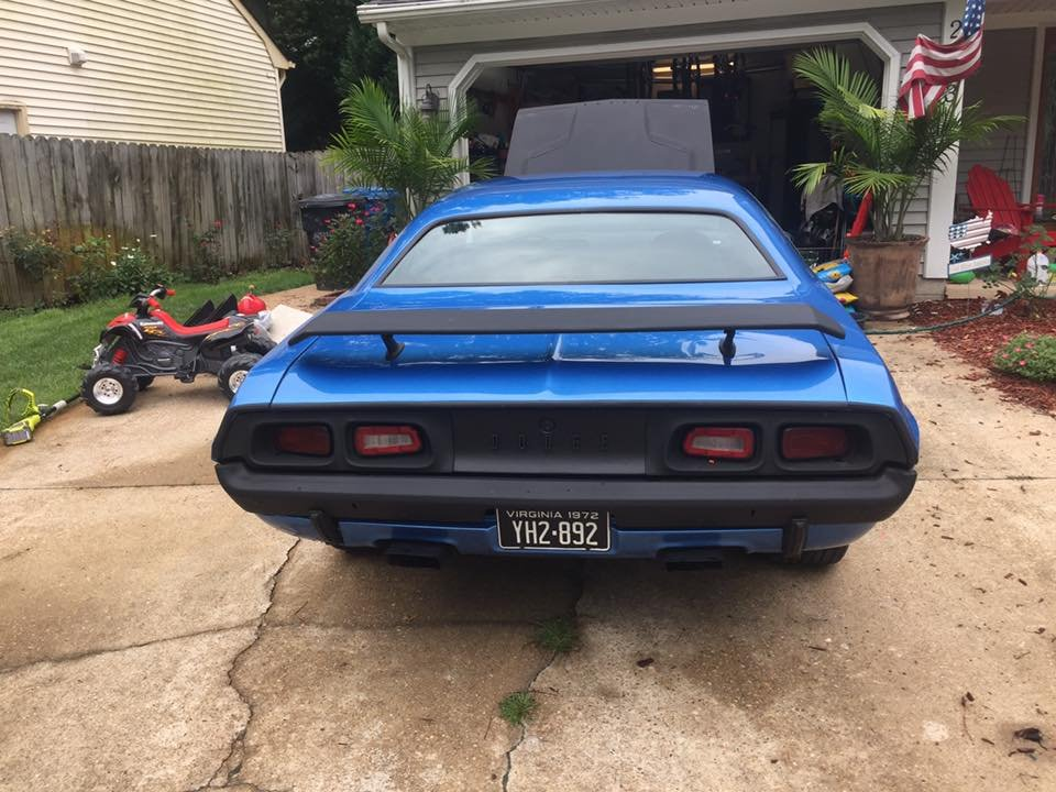 1972 Dodge Challenger (Virginia Beach, VA) $32,500 obo For Sale (picture 2 of 6)