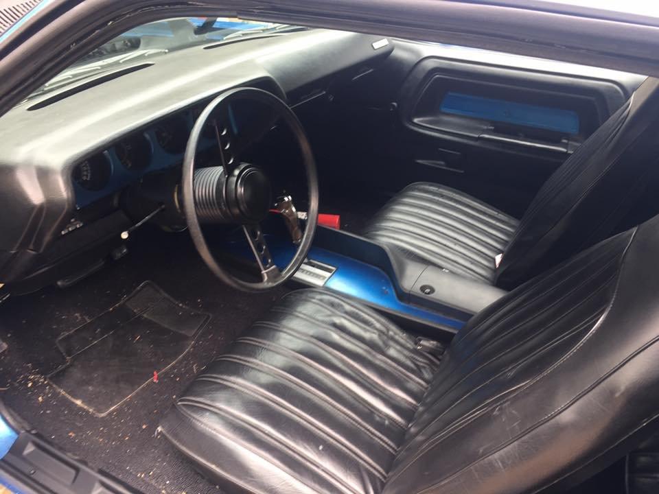 1972 Dodge Challenger (Virginia Beach, VA) $32,500 obo For Sale (picture 4 of 6)