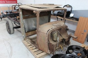 Auction:1930 (approx) Dodge Pick up Project