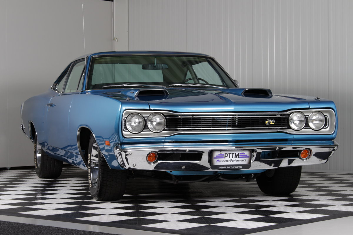 1969 Coronet Superbee numbers match & restored ! For Sale (picture 1 of 6)