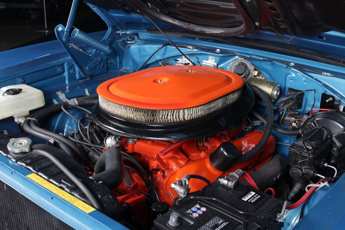 1969 Coronet Superbee numbers match & restored ! For Sale (picture 2 of 6)