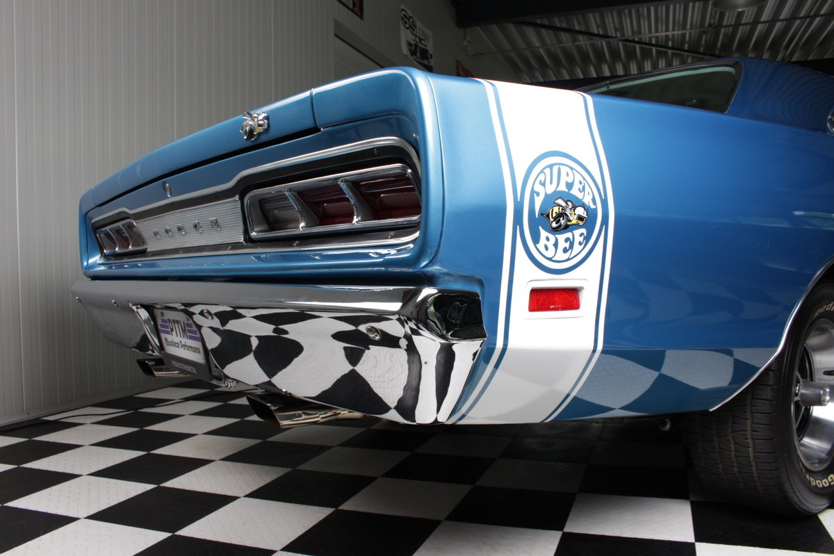 1969 Coronet Superbee numbers match & restored ! For Sale (picture 3 of 6)