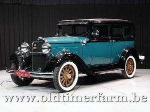 1927 Dodge Senior Six Sedan '27