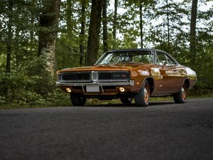 Dodge Charger 1969 R/T Hemi 4 speed For Sale