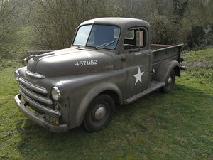 1948 DODGE B1 Pick Up
