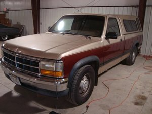 1992 Dodge Dakota Pickup For Sale