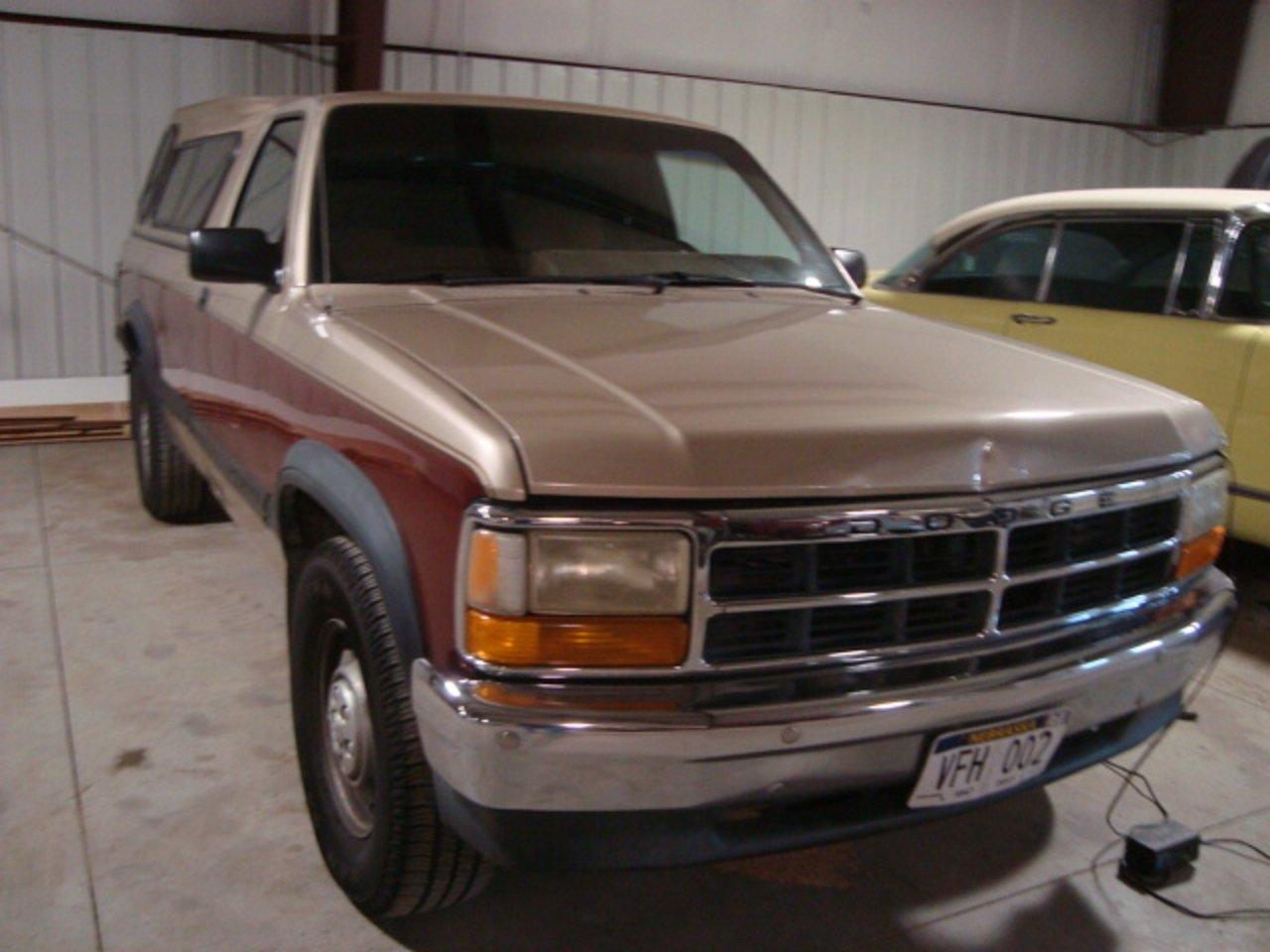 1992 Dodge Dakota Pickup For Sale (picture 2 of 6)