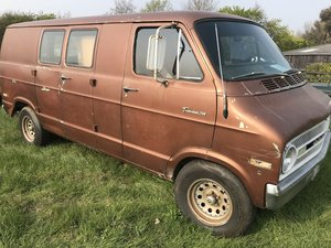 Dodge van V8 1971 For Sale