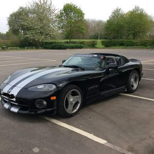 1995 Dodge Gen 1 rt10 Viper For Sale