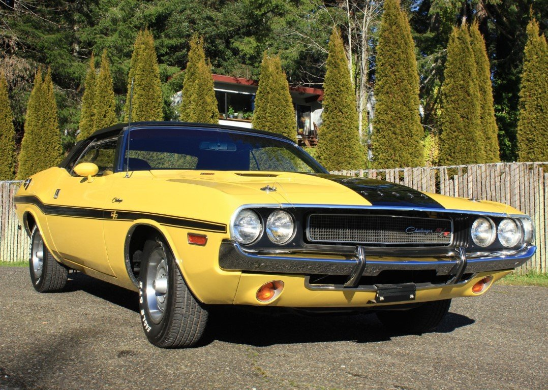 1970 Dodge Challenger Convertible For Sale by Auction (picture 1 of 6)