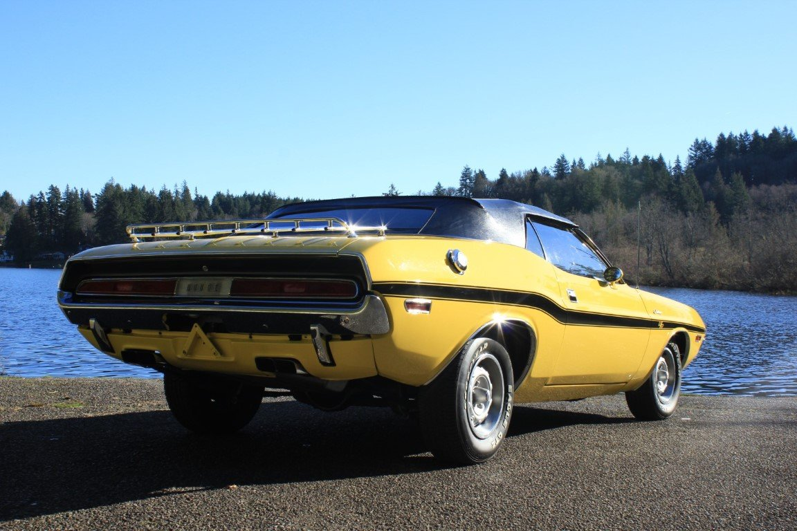 1970 Dodge Challenger Convertible For Sale by Auction (picture 2 of 6)