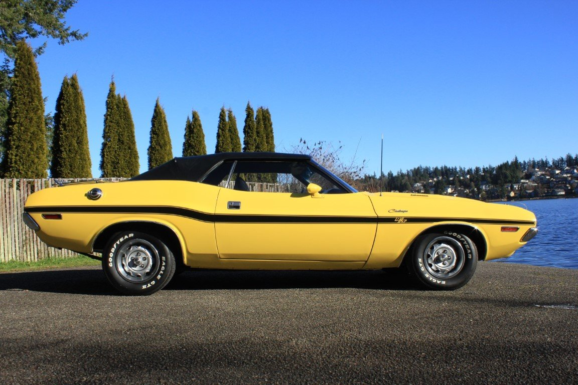 1970 Dodge Challenger Convertible For Sale by Auction (picture 3 of 6)