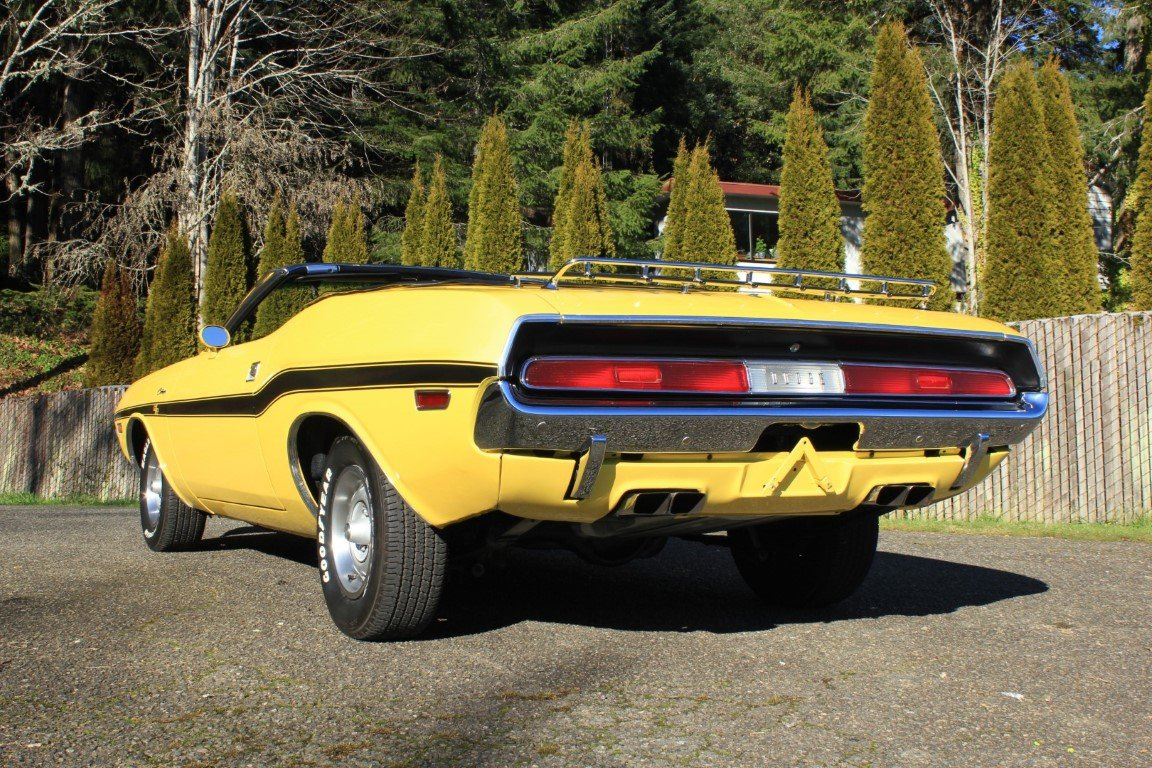 1970 Dodge Challenger Convertible For Sale by Auction (picture 4 of 6)