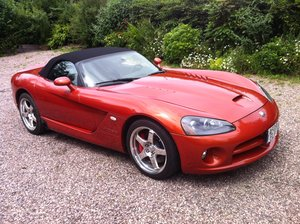 2005 DODGE 'VIPER SRT-10 COPPERHEAD' / LOW MILEAGE For Sale