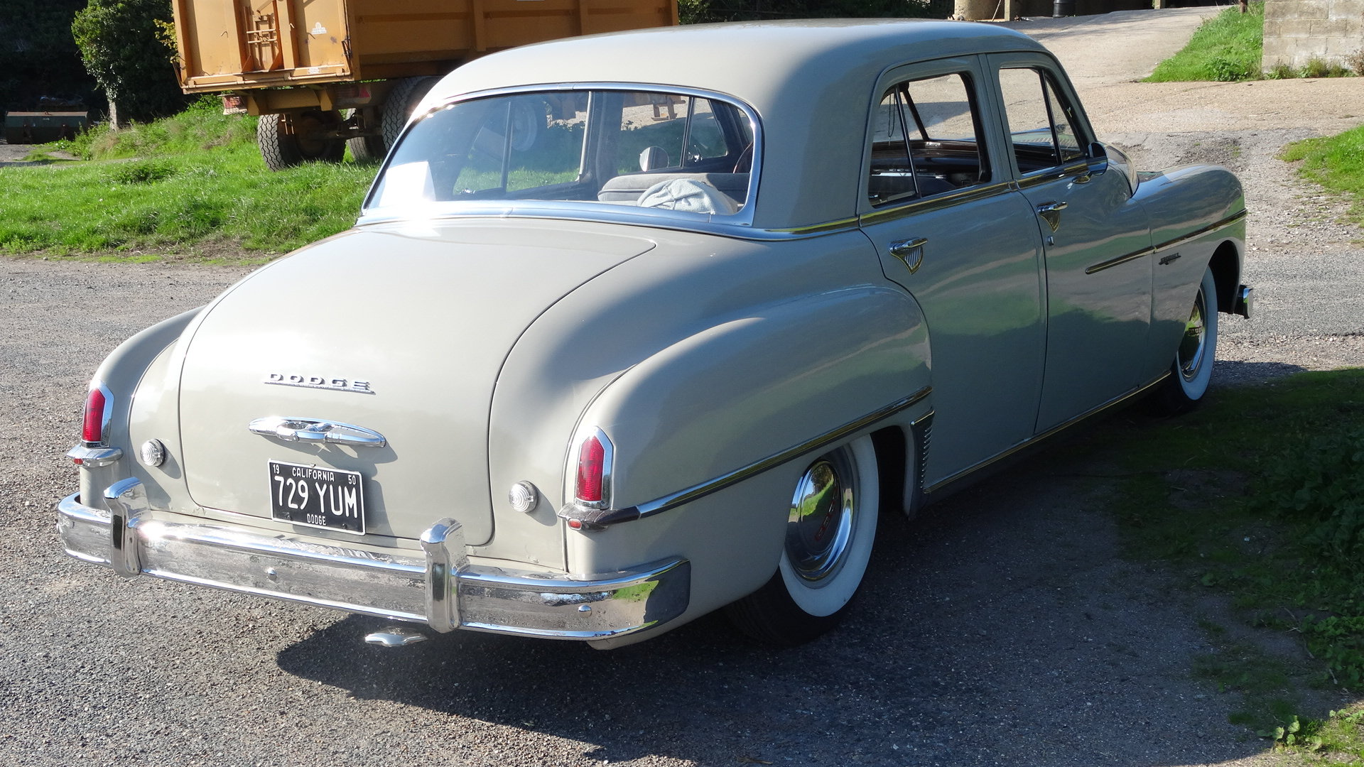 Dodge Coronet 1950 For Sale (picture 3 of 6)