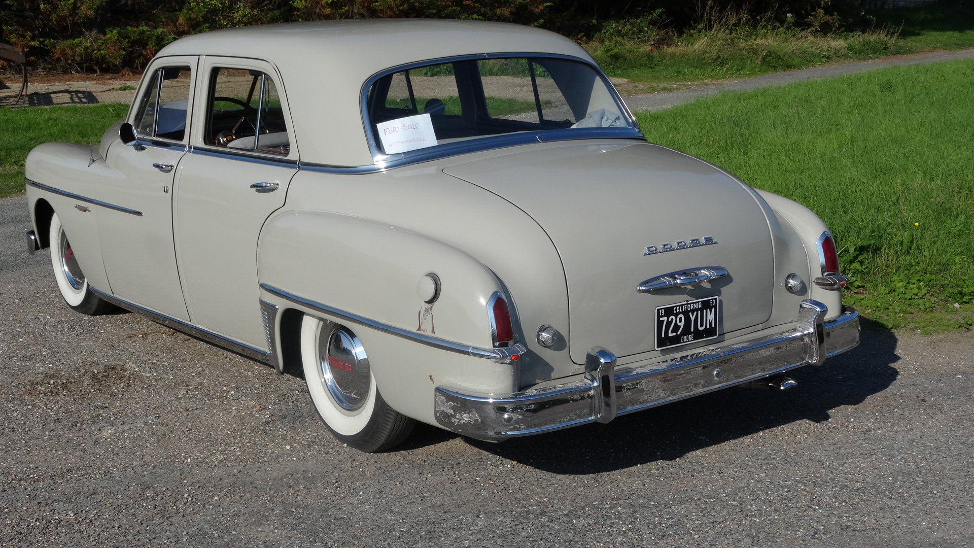 Dodge Coronet 1950 For Sale (picture 5 of 6)