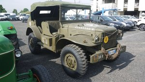 1942 Dodge WC56 T214 For Sale by Auction