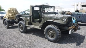 1941 Dodge WC51 For Sale by Auction