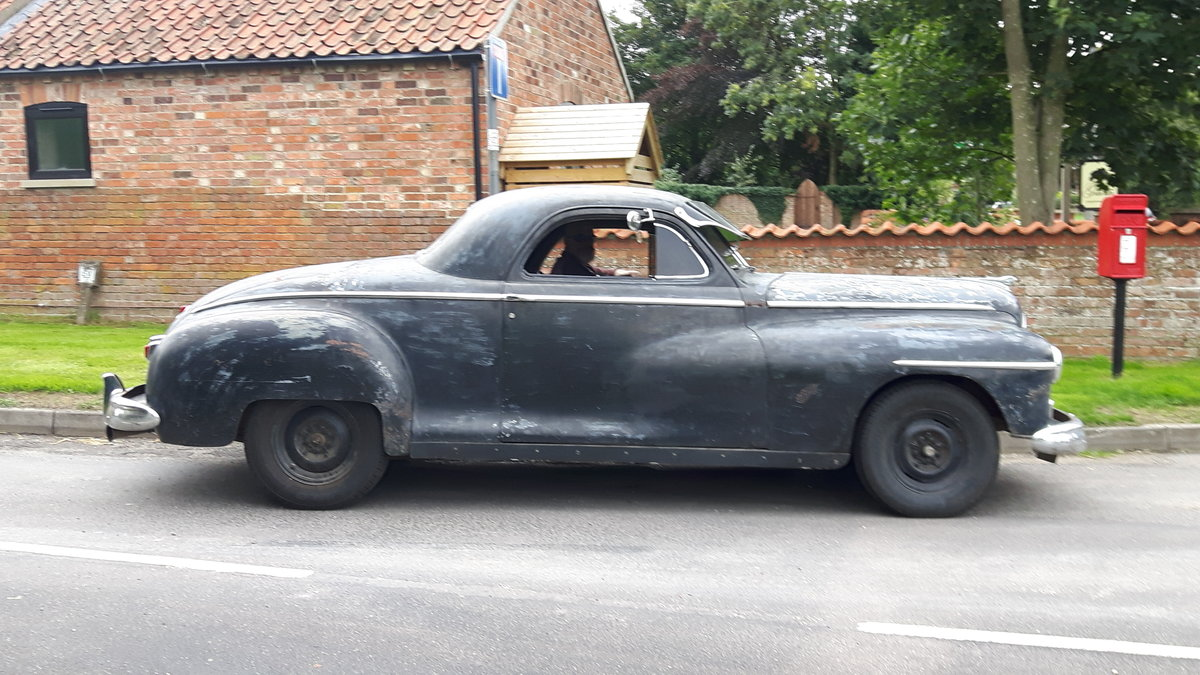 1947 Dodge Business Coupe For Sale (picture 2 of 5)