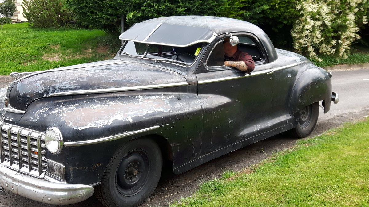 1947 Dodge Business Coupe For Sale (picture 4 of 5)
