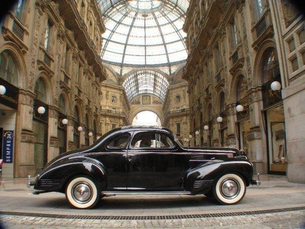 1939 only 690 cars made of these famous Coupes SOLD (picture 1 of 4)