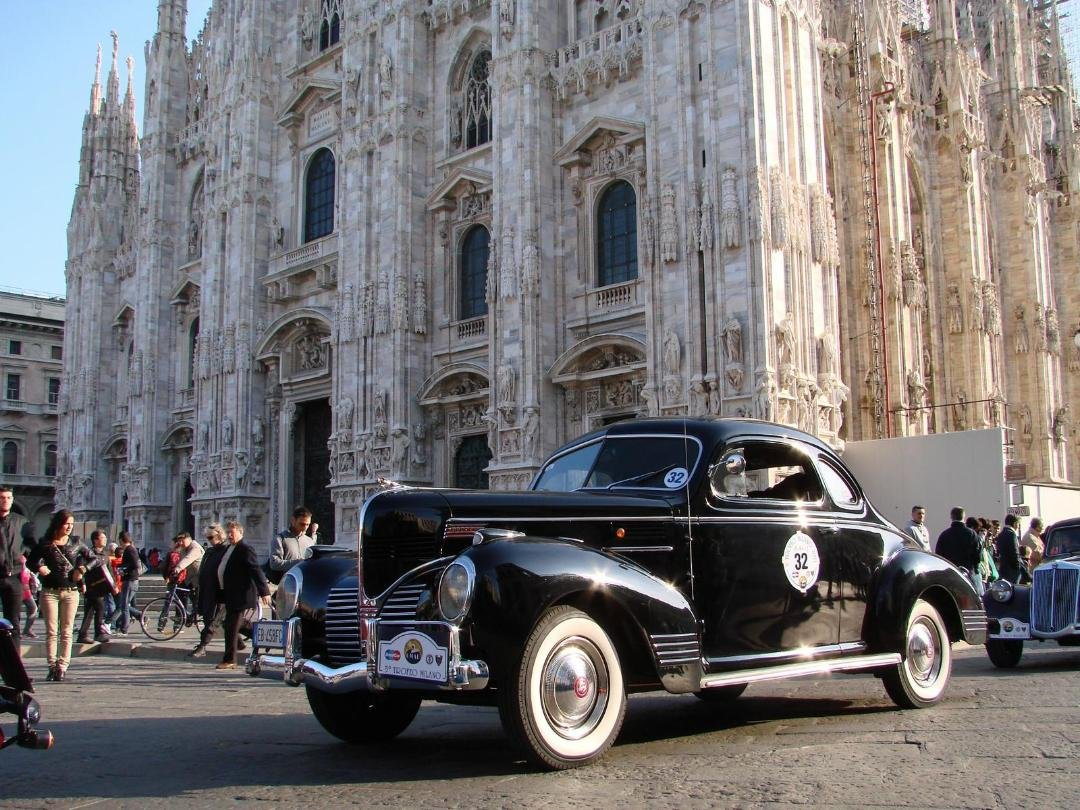 1939 only 690 cars made of these famous Coupes SOLD (picture 3 of 4)