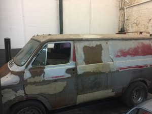 1981 Dodge Dayvan V8 auto - Classic 70's - solid For Sale