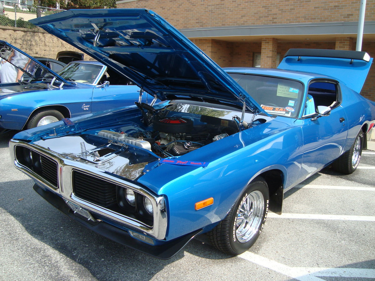 1972 Dodge Charger For Sale (picture 1 of 6)