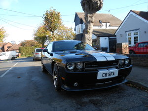 Dodge challenger 2012 SRT8 6.4 manual