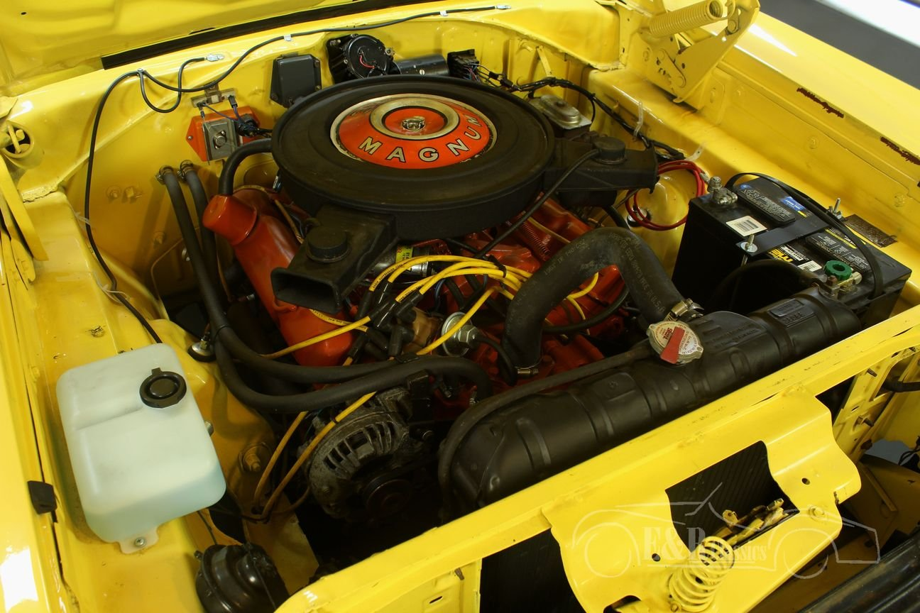 Dodge Coronet Super Bee 1970 in very good condition For Sale (picture 5 of 6)