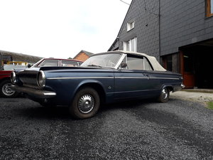 1963 DODGE DART DECAPOTABLE For Sale by Auction