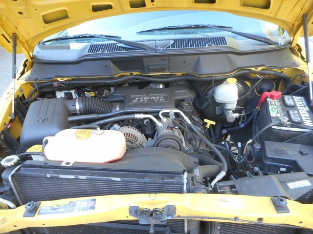 2004 DODGE PICK UP RAM 1500 4 x4 RUMBLE BEE For Sale (picture 5 of 6)