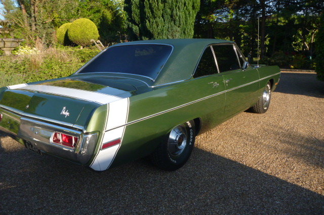 DODGE DART, 1970, V8, Automatic, P/St SOLD (picture 1 of 6)