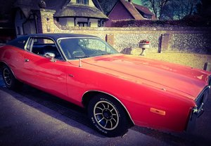 Dodge Charger 1972 RT/SE 440Mopar Highly Original.