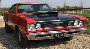 1969 Genuine Dodge Coronet A12 M Code Superbee 440 Six Pack