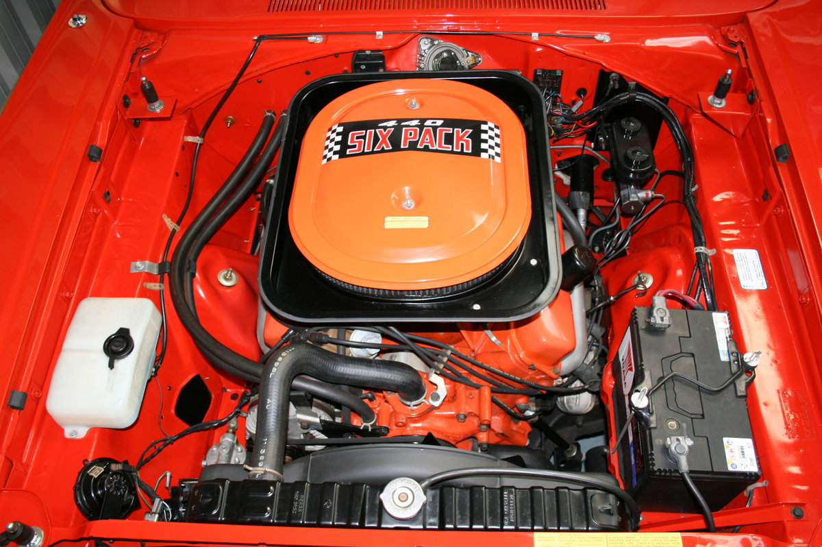 1969 Genuine Dodge Coronet A12 M Code Superbee 440 Six Pack For Sale (picture 3 of 6)